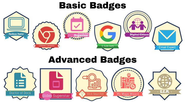 Micro-Credential Badges